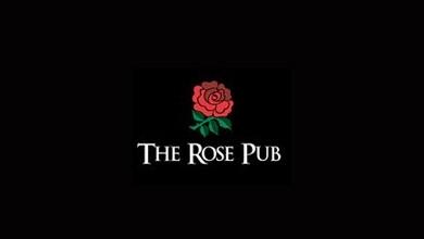 The Rose Pub Logo
