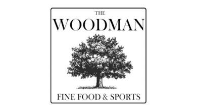 The Woodman Pub Logo