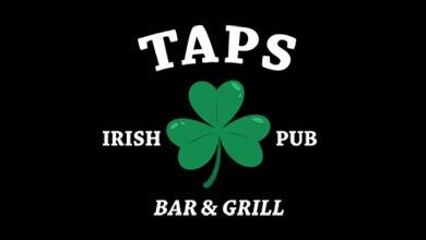 Taps Irish Pub Logo