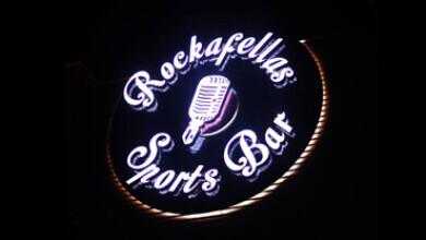 Rockafellas Bar Logo