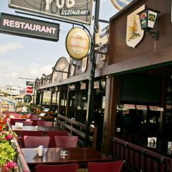Knights Pub Restaurant In Protaras