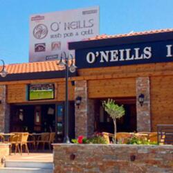O Neills Irish Bar And Grill