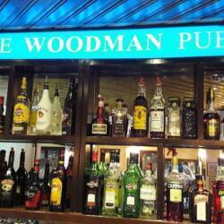 The Woodman Sports Pub Restaurant In Limassol