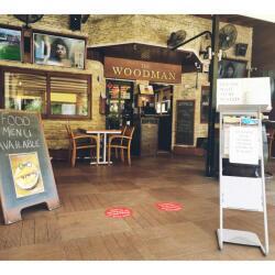 The Woodman Sports Pub Restaurant