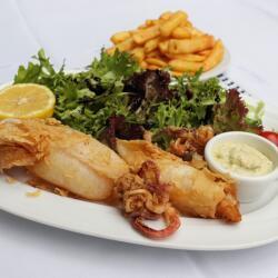 Taps Bar And Grill Irish Pub Delicious Fish Dishes