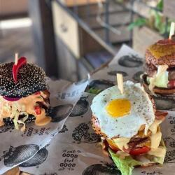 The Brewery Burgers Madness
