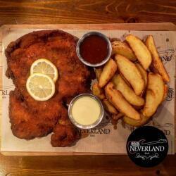 Neverland Chicken Schnitzel