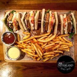 Neverland Club Sandwich