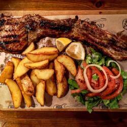 Neverland Jumbo Pork Chop
