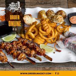 The Nags Head Pub Limassol Delicious Platters