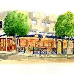 The Nags Head Pub Limassol